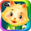 猫和老鼠交朋友 - 睡前 动画 故事 iBigToy