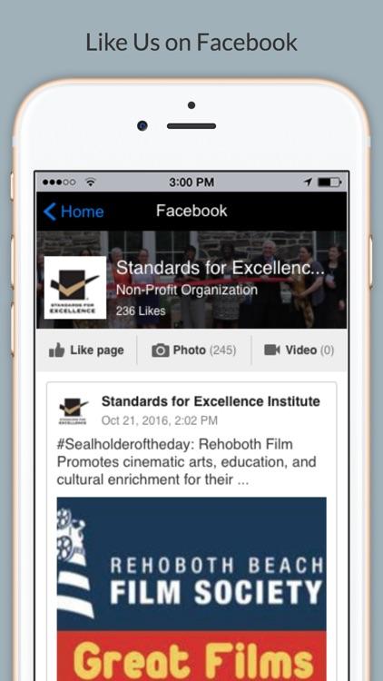 Standards for Excellence® screenshot-3