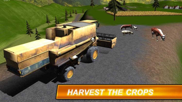 Farm Sim 2016 : Countryside Farming Business screenshot-3