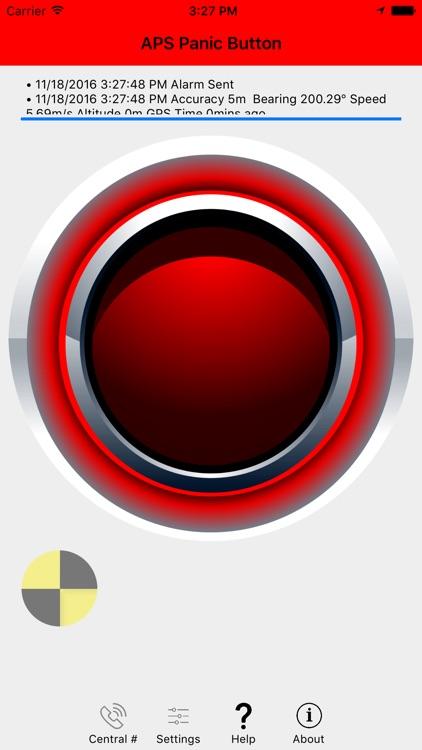 APS Panic Button