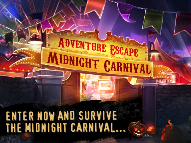 Halloween Escape Soluzione.Adventure Escape Midnight Carnival Mystery Story On The App Store
