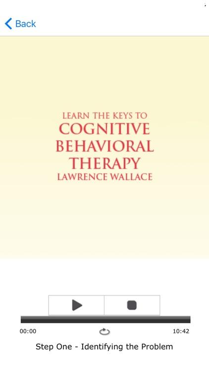 Cognitive Behavioral Therapy Meditation Audiobook screenshot-3