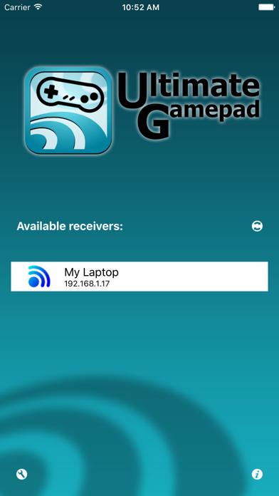 Ultimate Gamepad by NEGU Soft   (iOS, United States) - SearchMan App