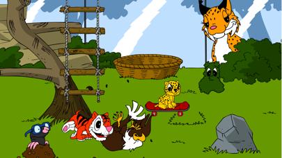 Lion Cubs Kids Zoo Games 4