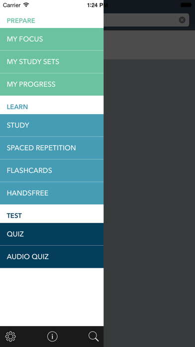 Learn French - AccelaStudy® screenshot one