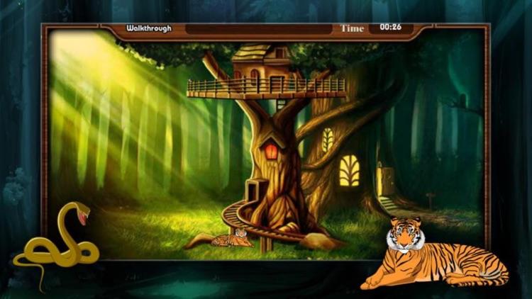Mystic Forest Escape screenshot-3