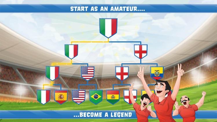 World Football Kick: Champions Cup 17 screenshot-3