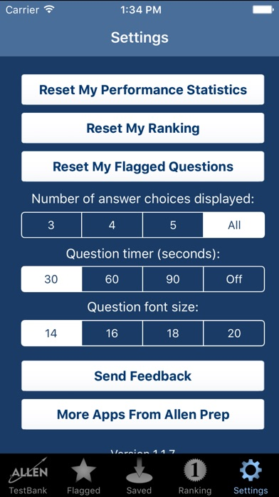 Screenshot for DMV Permit Test Questions in United States App Store