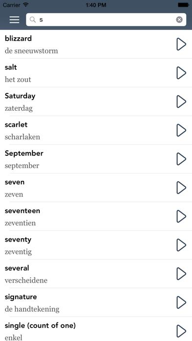 Learn Dutch - AccelaStudy® screenshot four