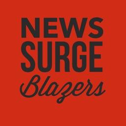 News Surge Trail Blazers Basketball Free