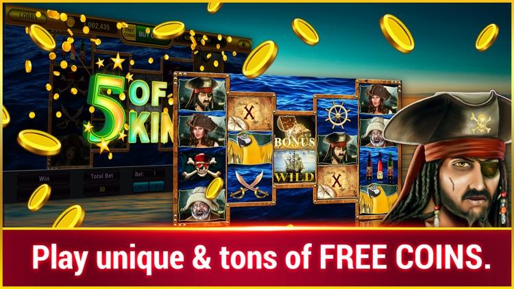 Pharaoh's Queen Slots : Vegas Slots screenshot-3