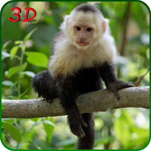 Monkey Simulator - Wild Life Animals vs Monkey iOS App