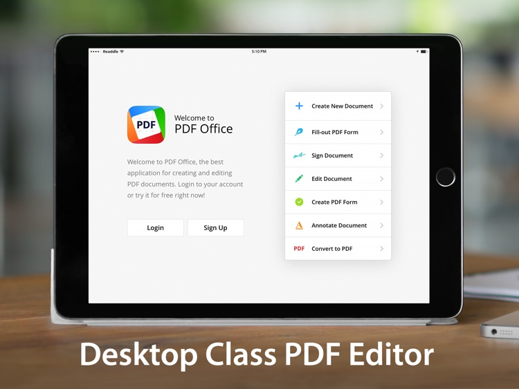PDF Office - Create & Edit PDF screenshot-0