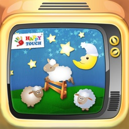 Baby Lullaby Lamp Set by Happy Touch