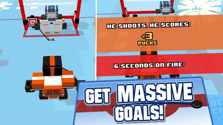 Blocky Hockey All-Stars screenshot-4