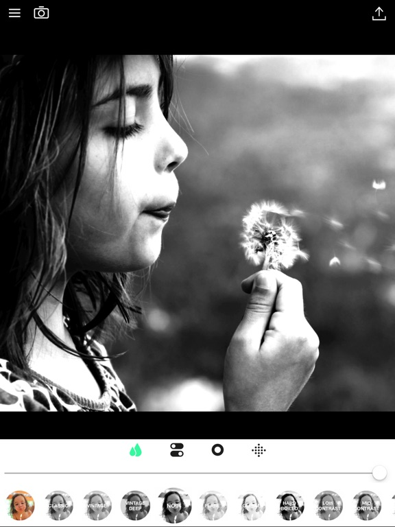Screenshot #3 for BlackCam - Black&White Camera