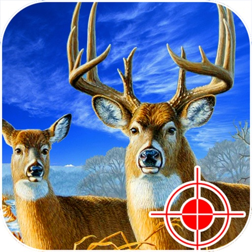 Wild Deer Hunting : Safari Shooting Game icon