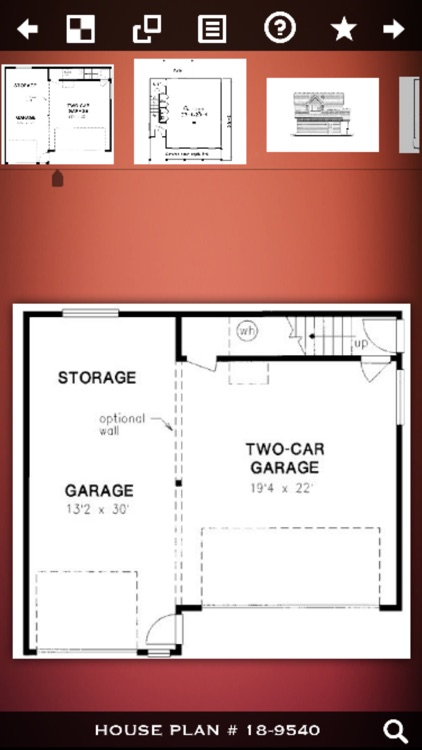 Garage With Living Space Plans