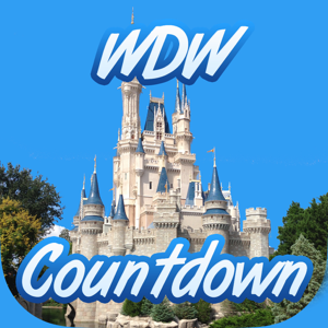 Vacation Countdown for Disney World app