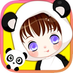 Dress Up Cute Doll-Girl Games