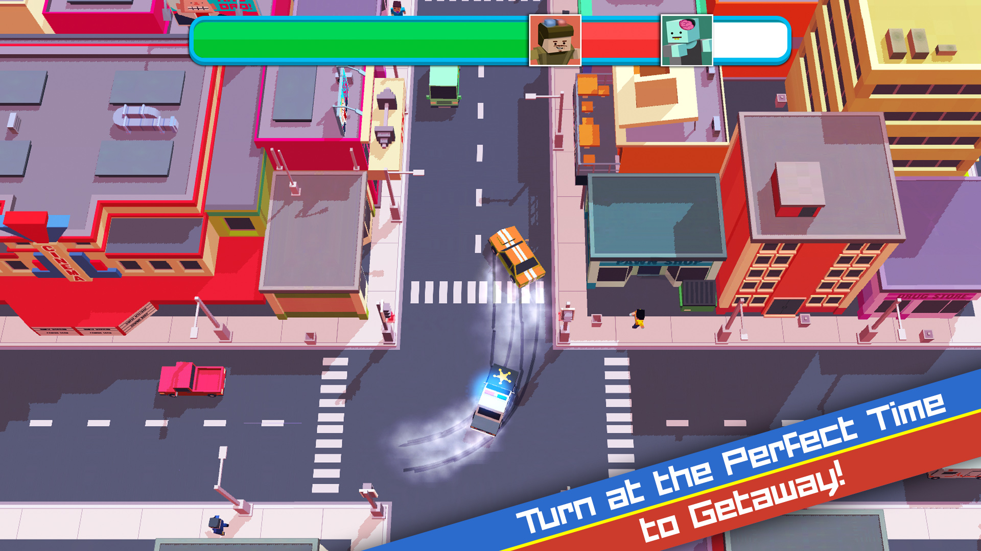 High Speed Police Chase! screenshot 12