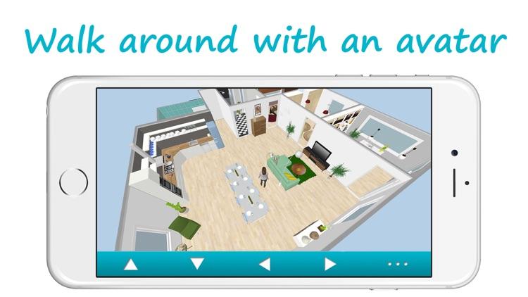 RoomSketcher Live 3D