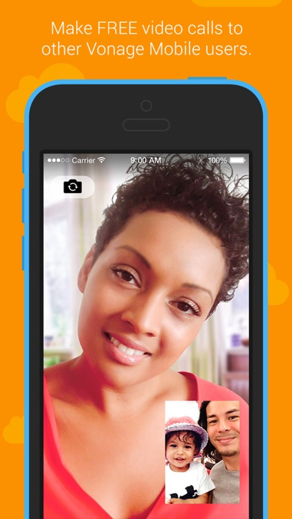 Vonage Mobile – Voice, Text, and Video screenshot-3