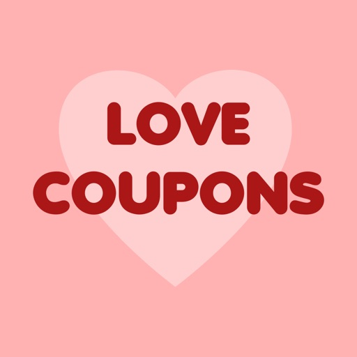 Love Coupons for iMessage