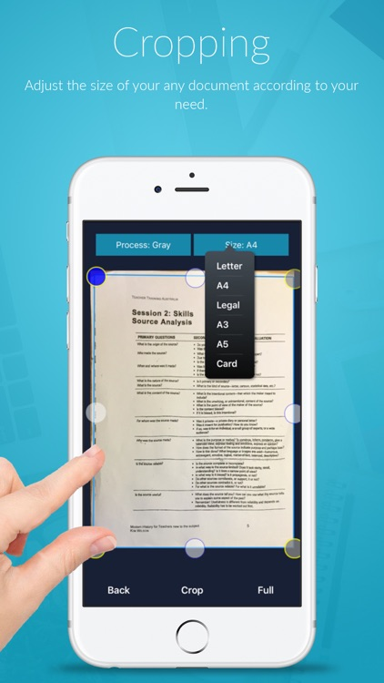 ScanDex - PDF Scanner with Sign, OCR + MORE! screenshot-4