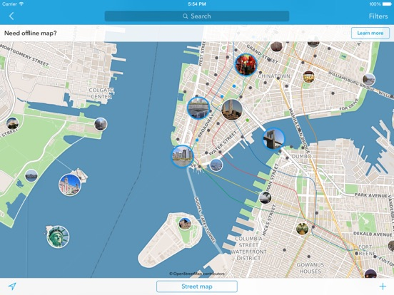 Map New York Offline.New York Offline Map City Guide App Price Drops