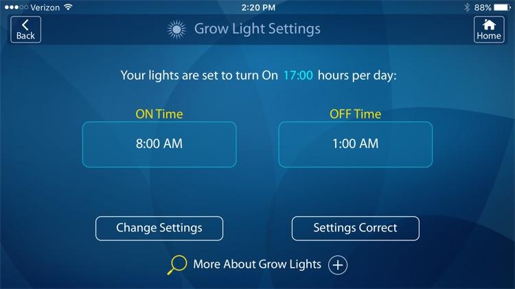AeroGarden Wi-Fi screenshot-4