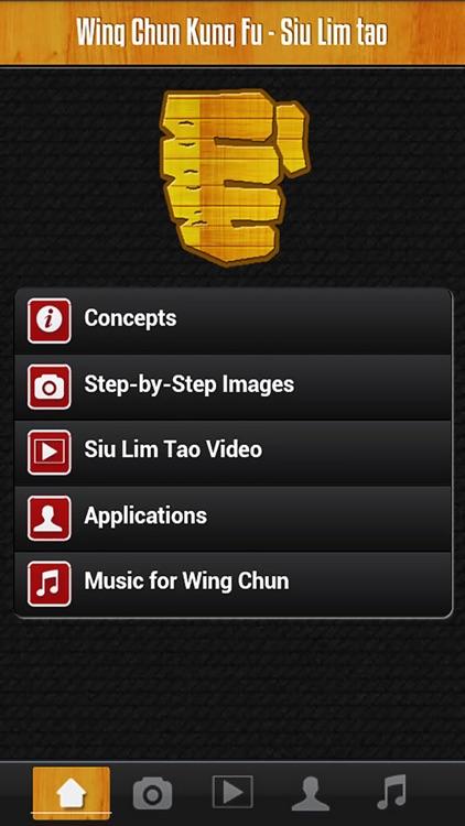 Wing Chun Siu Lim Tao