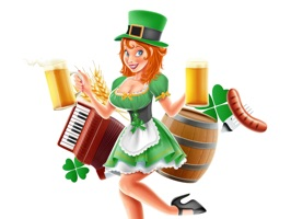Irish Stickers