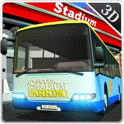 Soccer Stadium Parking – Mega driving simulator