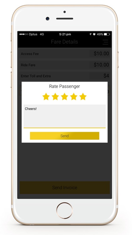 Pincab Driver App screenshot-4