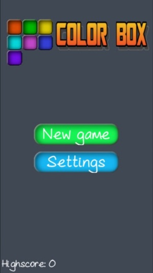 Color Box Game - Free puzzle for block type game on the App Store