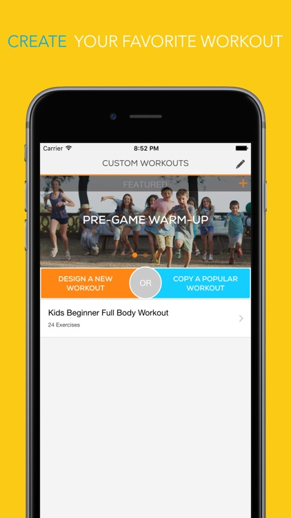 Sworkit Kids screenshot-4