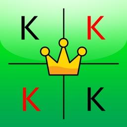 Kings Corner Solitaire