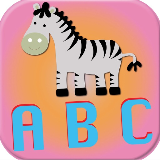Kid English Learning First ABC Animal Listening by Saravut