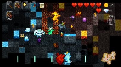 Crypt of the NecroDancer Pocket Edition Screenshot 2