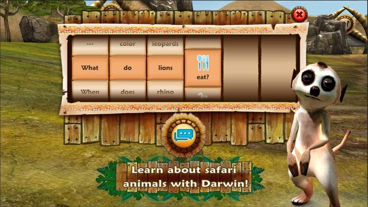 Safari Tales - literacy skills from creative play screenshot-3