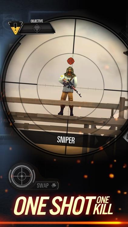 Sniper X with Jason Statham
