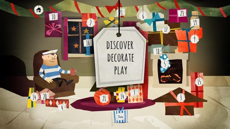 Fiete Christmas - Advent calendar for kids screenshot-3