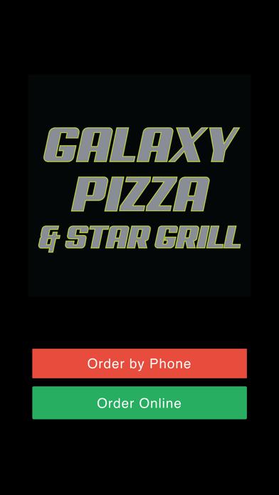 Galaxy Pizza & Star Grill screenshot two