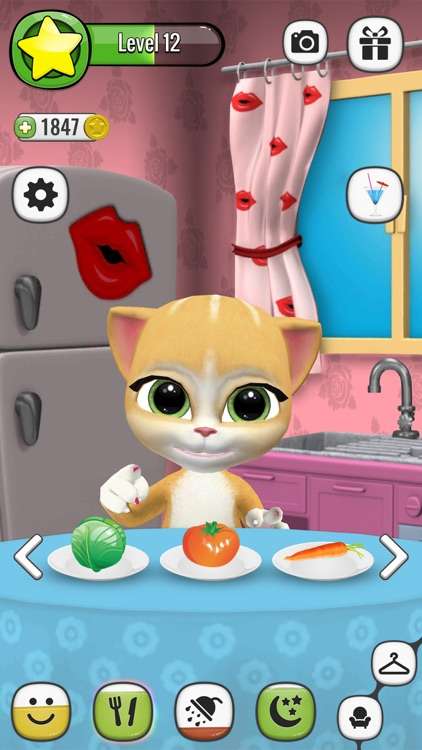 My Talking Virtual Cat Emma