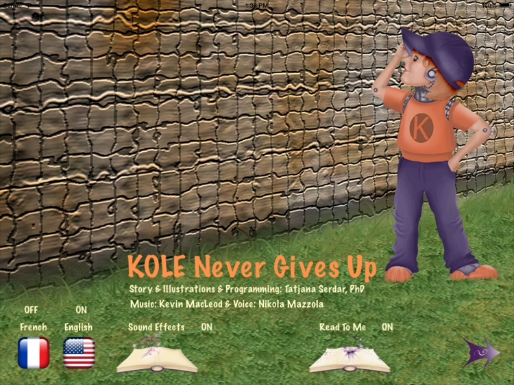 KOLE Never Gives Up