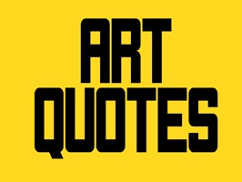 Exchange famous art quotes with your friends with IMessage
