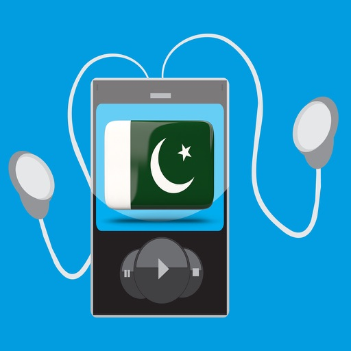 Pakistan Radios - Top Music and News Stations Pro
