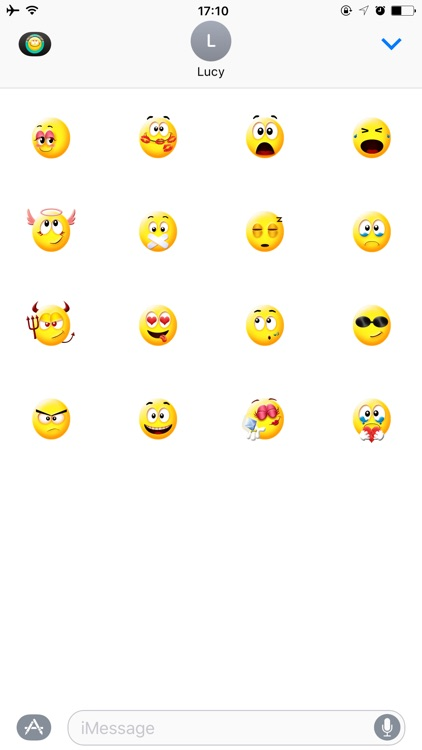 Yellow Smiley Emoji Gifs