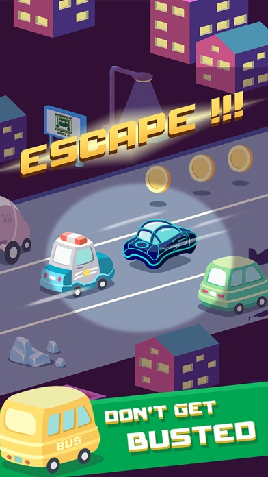 Robbers Run: Most Wanted - Escape Cops And Jail screenshot one